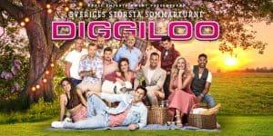 FC Gruppen ger sig ut på vägarna med Diggiloo